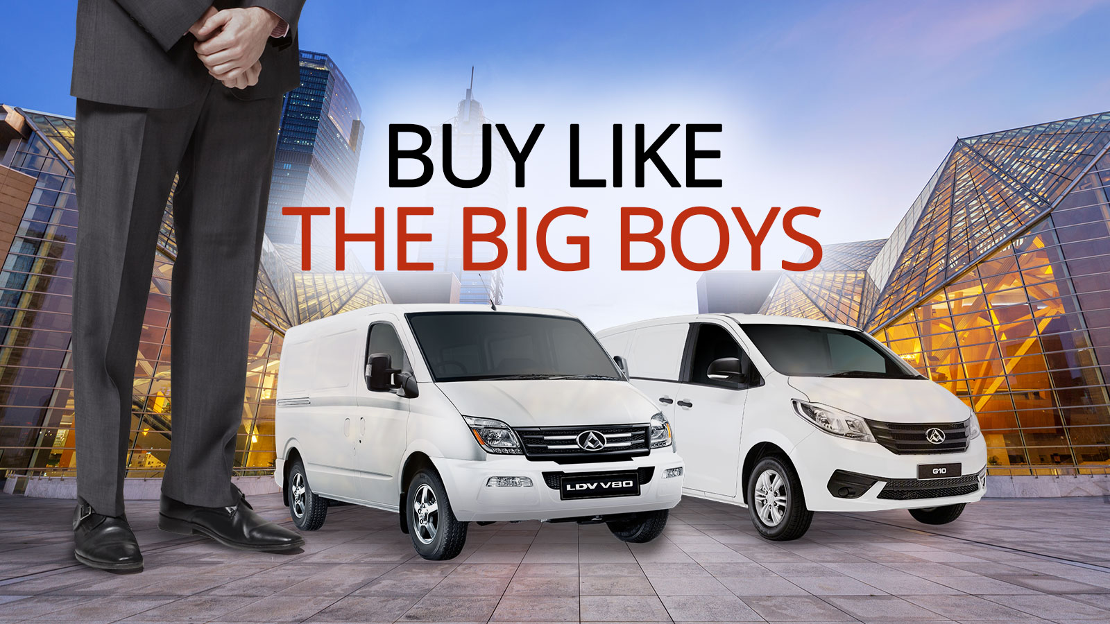 Ldv Automotive The Big Car Brand John Hughes