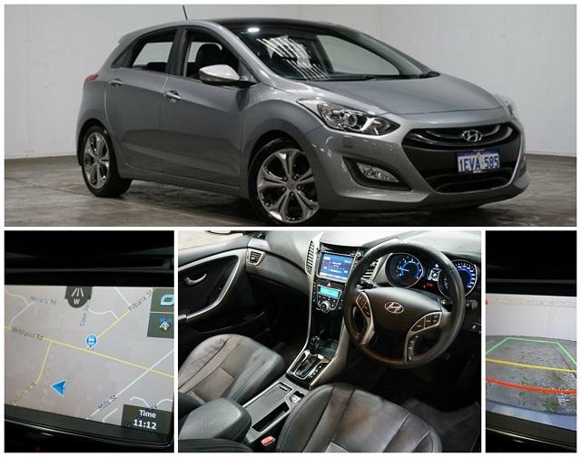 Hyundai i30 under 15k