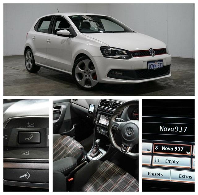 VW Polo under 15k