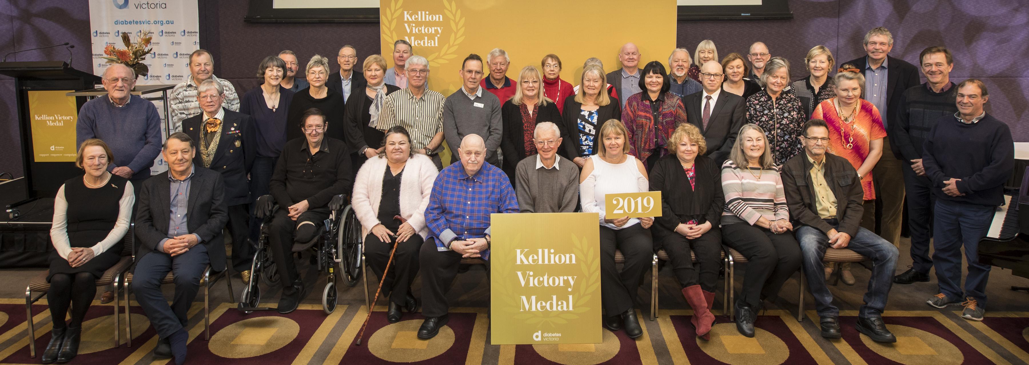 Kellion Award Winners2019