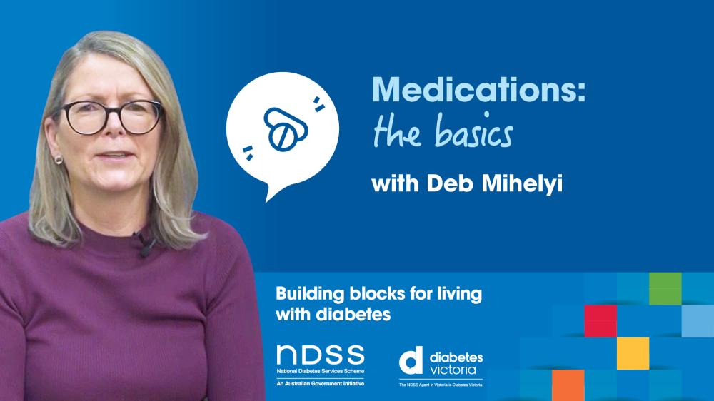 Medications: the basics