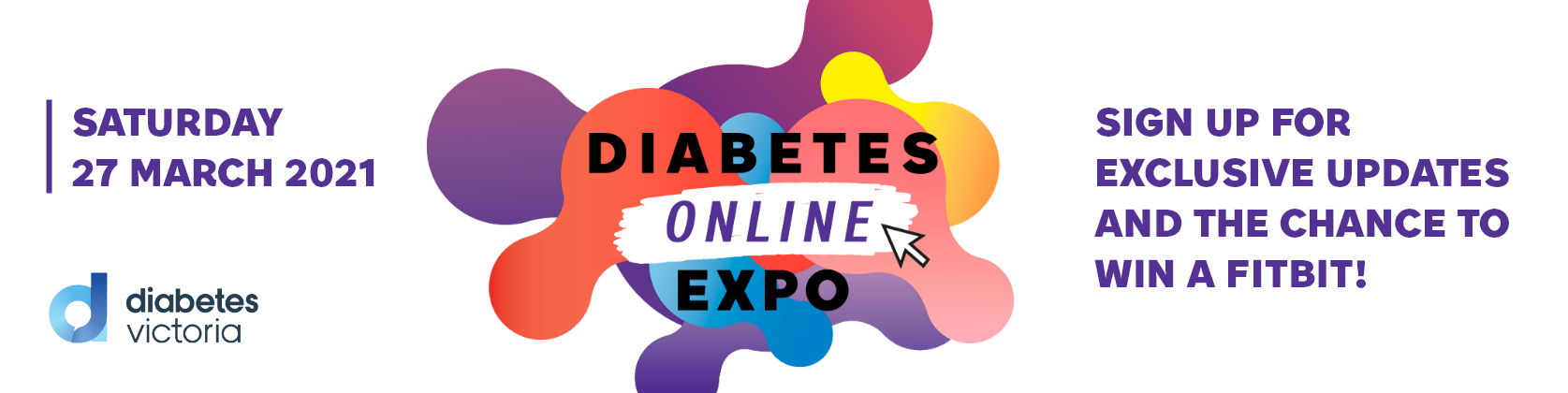 Diabetes Online Expo 2021 - Sign up