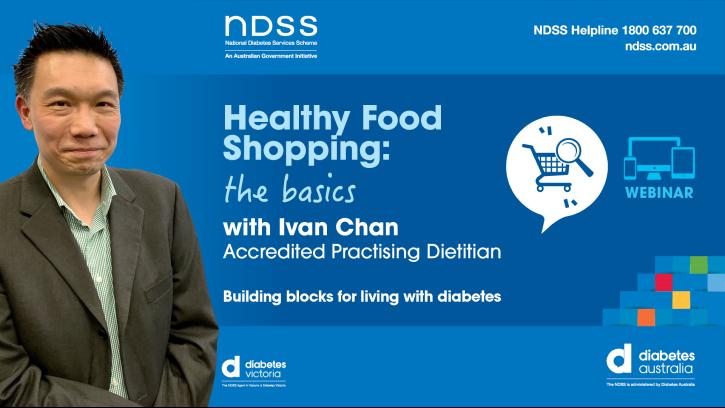 Healthy food shopping: the basics