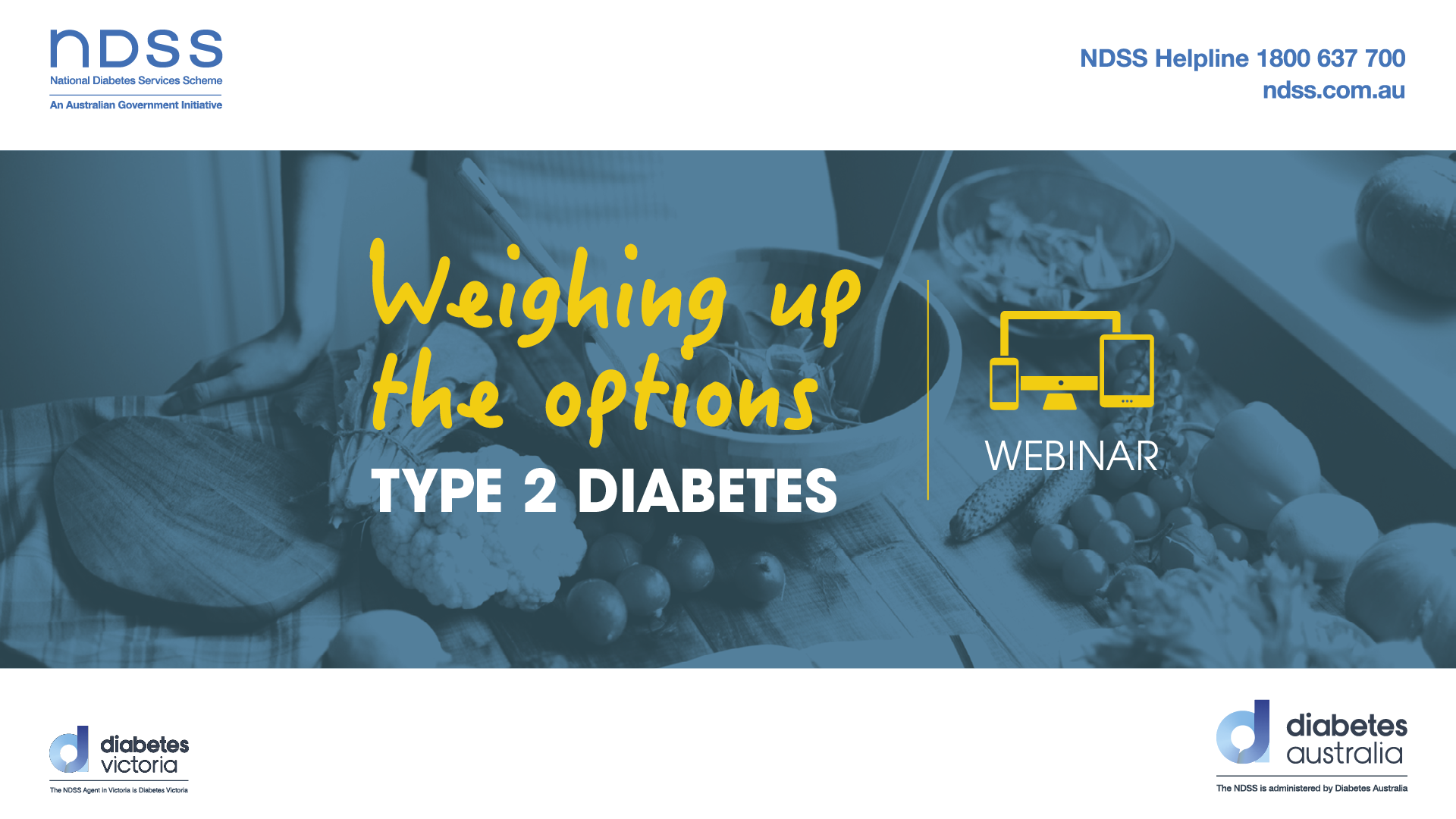 Weighing up the options webinar