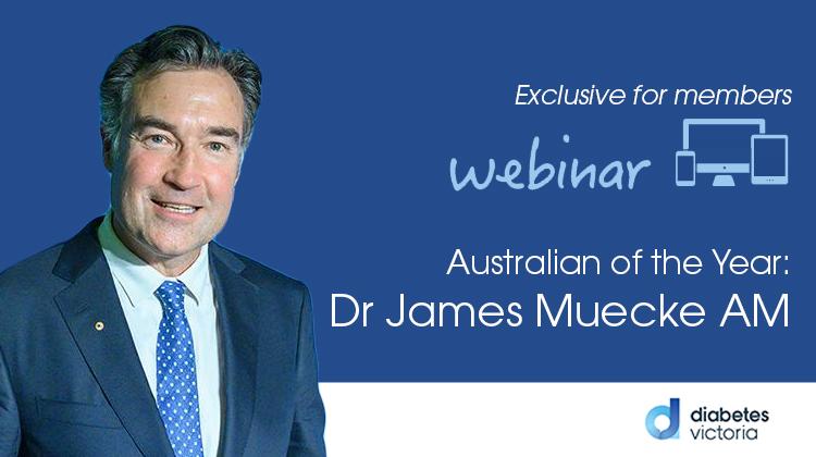 Meet Australian of the Year: Dr James Muecke AM