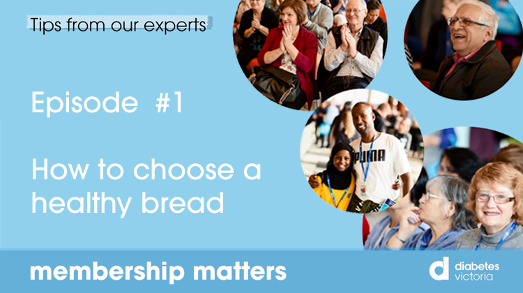 How to choose a healthy bread