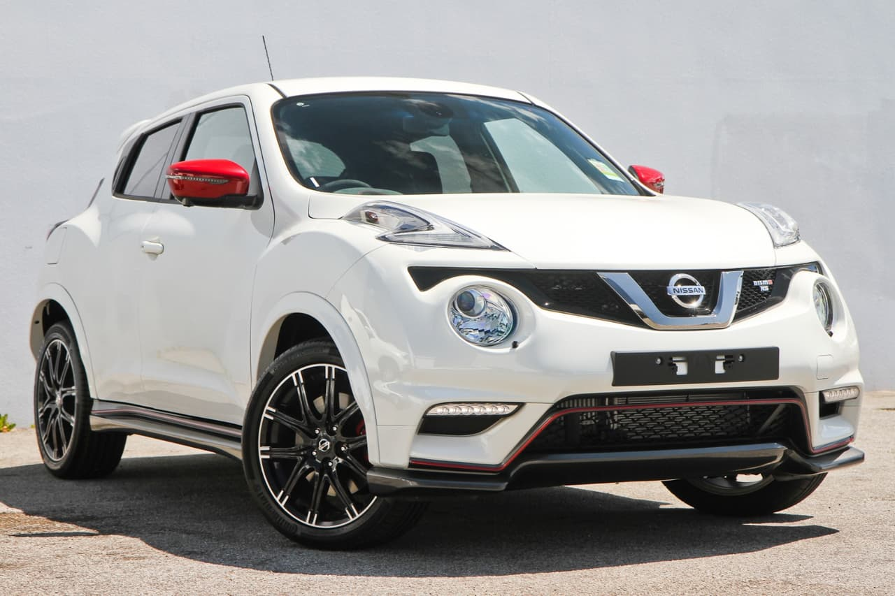 New 2018 Nissan Juke Nismo Rs For Sale At Midland Nissan