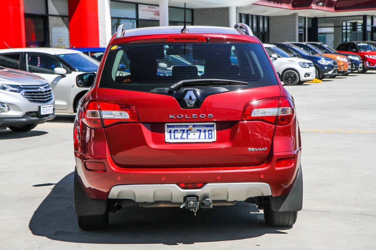 Used 2009 Renault Koleos Dynamique For Sale At Goldy Used Cars