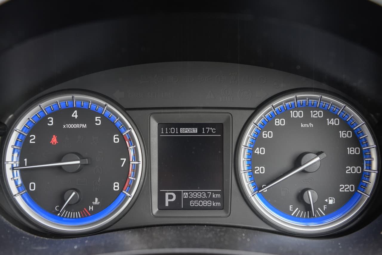 Used 2014 SUZUKI S-CROSS GLX Prestige For Sale at Goldy Used Cars