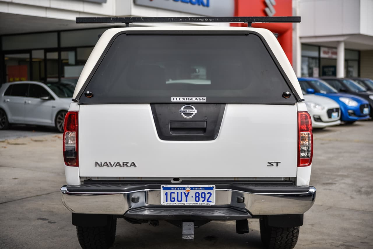 Used 2014 NISSAN NAVARA ST For Sale at Goldy Used Cars
