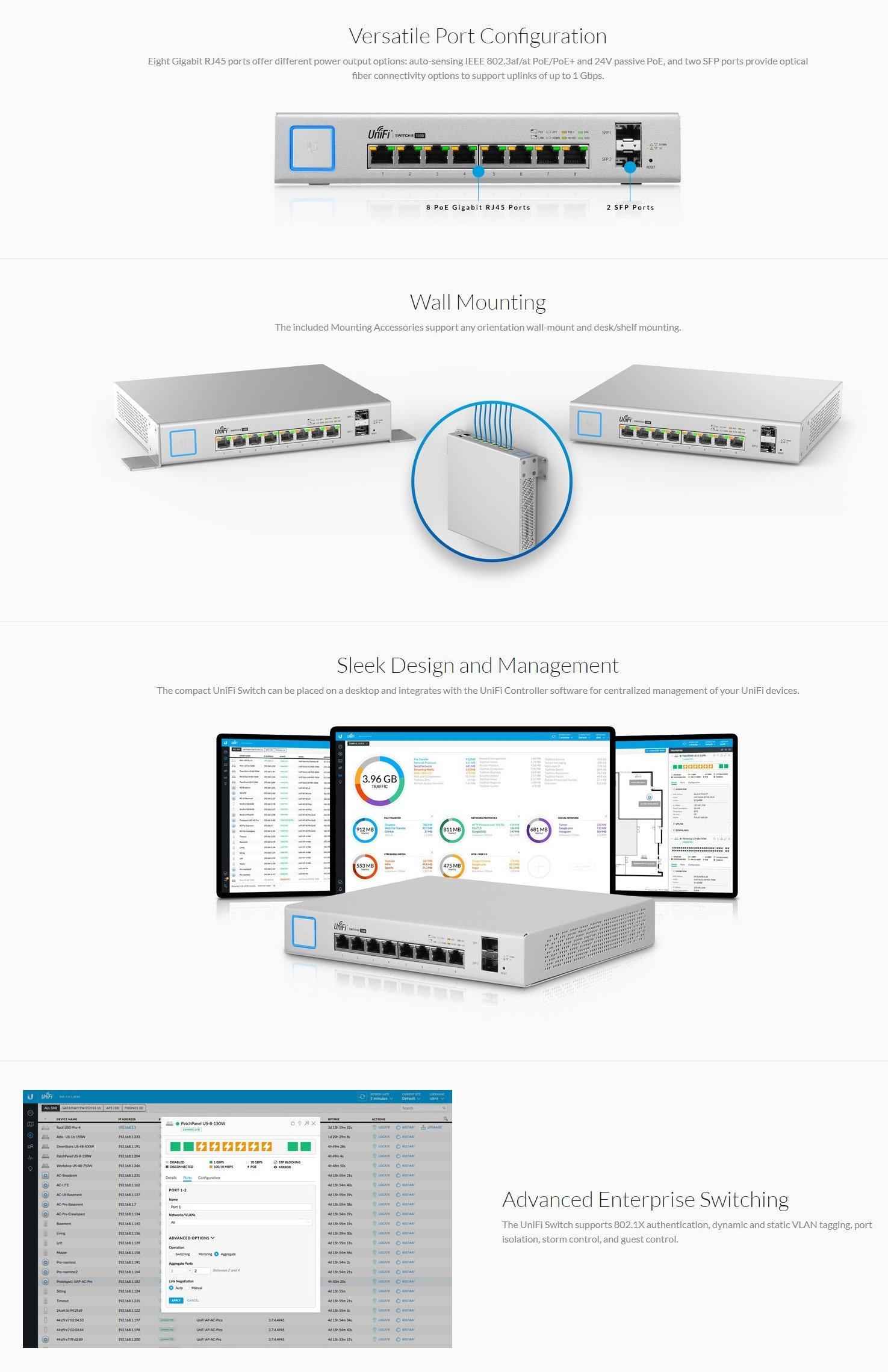 where does unifi switch pull firmware from