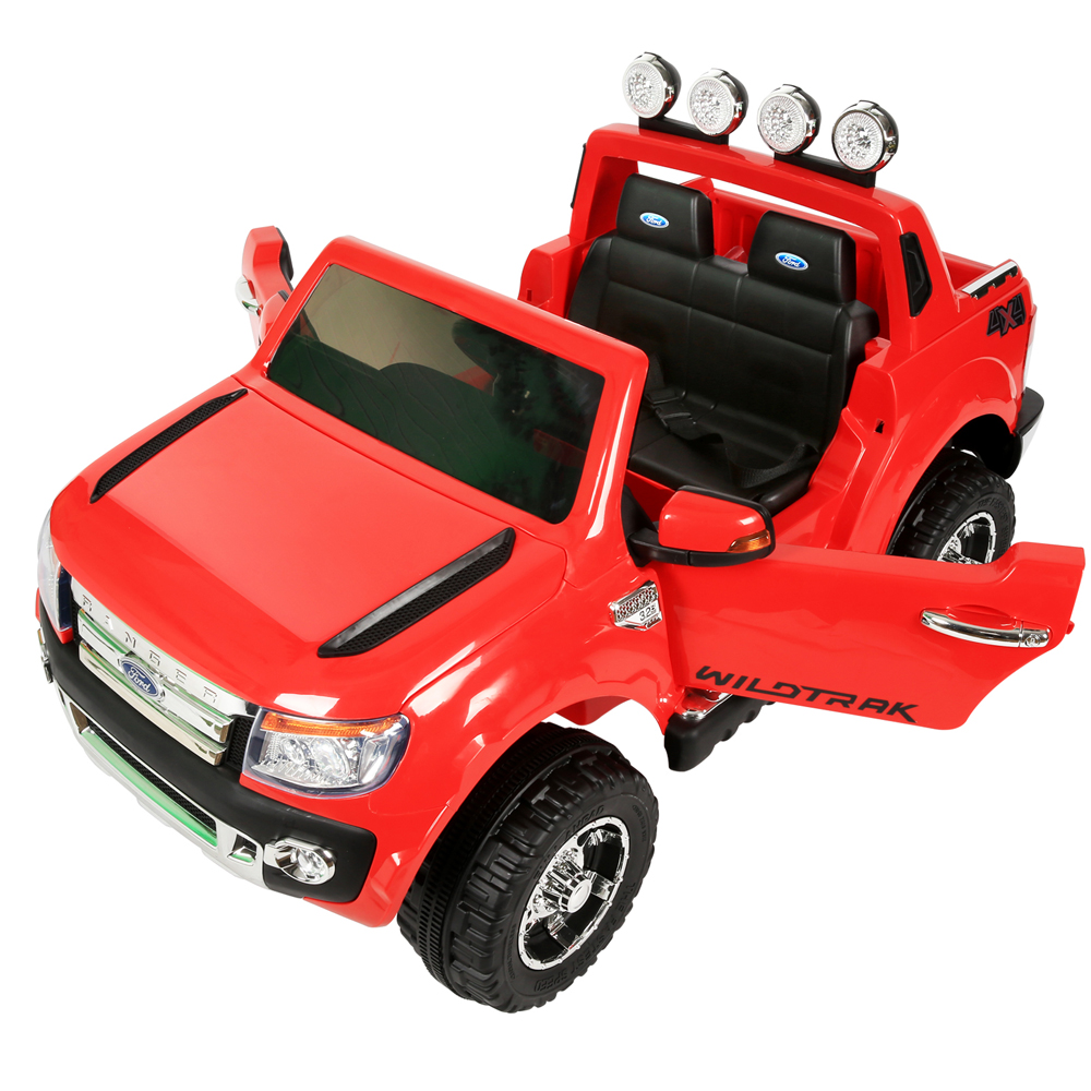 Ford Ranger Kids Ride On Car Licensed Remote Control