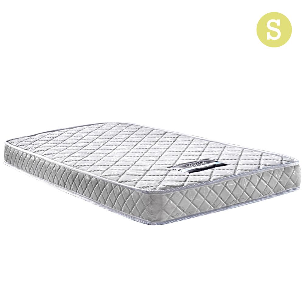 Medium Firmness Pocket Spring Mattress Bunk Bed High Density Foam Single Bed