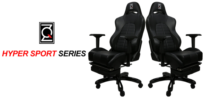 The Hyper Sport Series Is Big On Comfort, Featuring Perfectly Fitting Side  And Seat Bolsters To Make It Easier For Your Back To Endure Hours Of  Sitting.