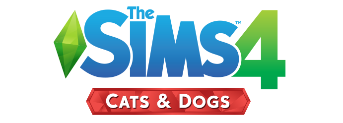 The Sims 4 Cats and Dogs Expansion PC Game *DOWNLOAD CODE ...