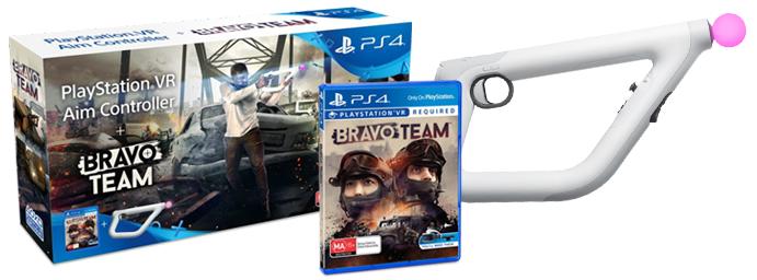 Αποτέλεσμα εικόνας για Bravo Team VR + Aim Controller Bundle