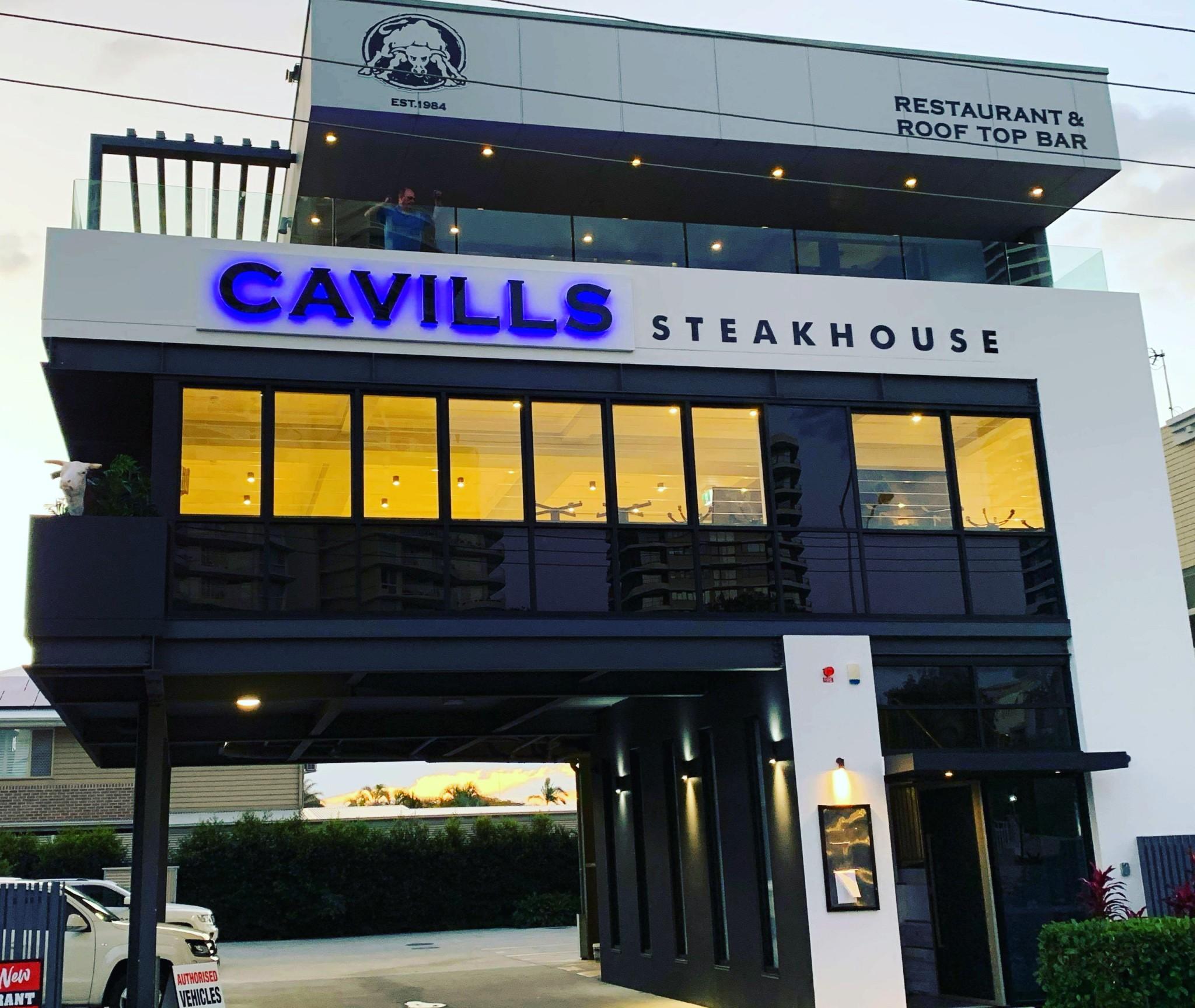 Cav's Steakhouse Gold Coast