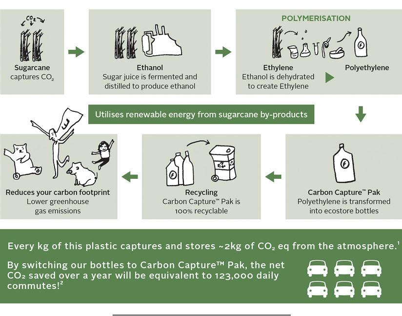 New Carbon Capture Pak Ecostore Singapore