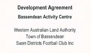 Development agreement pic