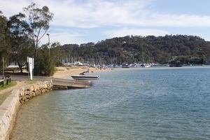 Rowland reserve   northern boat ramp ys