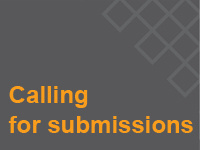 Calling for submissions