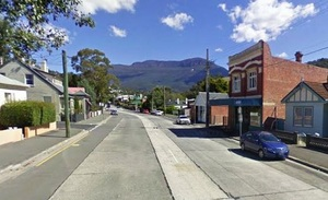 South hobart front page image