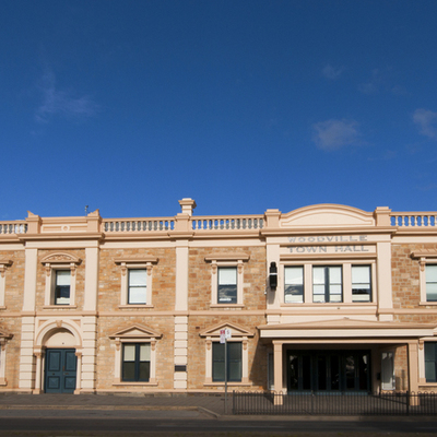 Woodville Town Hall - Woodville Road