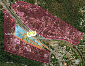 Blaxland socialpp map