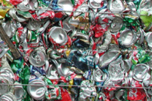 Cans for scrap metal