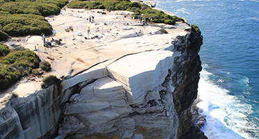 Wedding Cake Rock Royal National Park Public Consultation Have