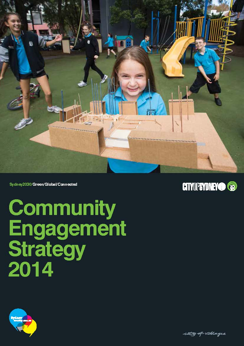 Community  Engagement Strategy 2014