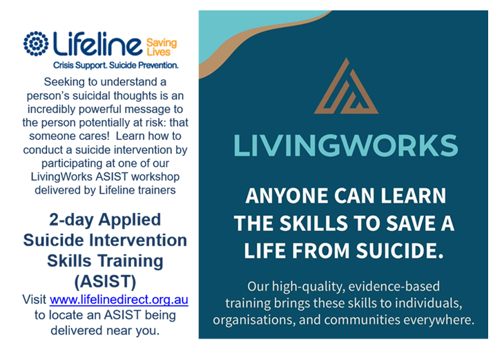 Lifeline save