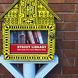 Street library 360