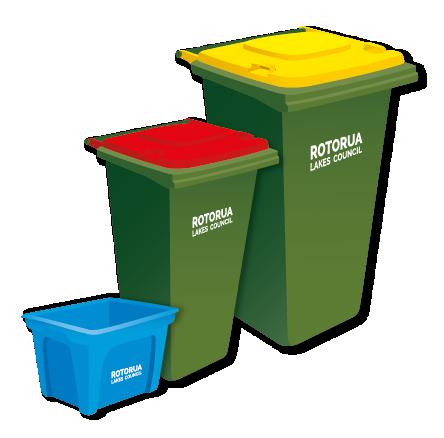 Rlc recycling bins sans bag