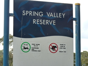 Spring_valley_reserve_sign