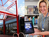Altona library renewal works participate past projects tile