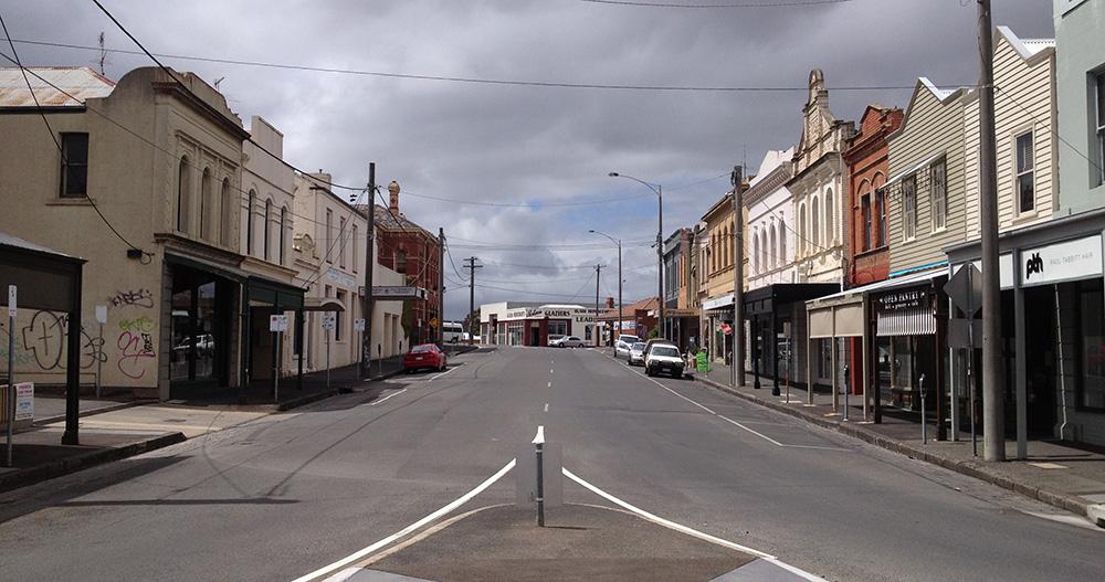 Main Road Ballarat