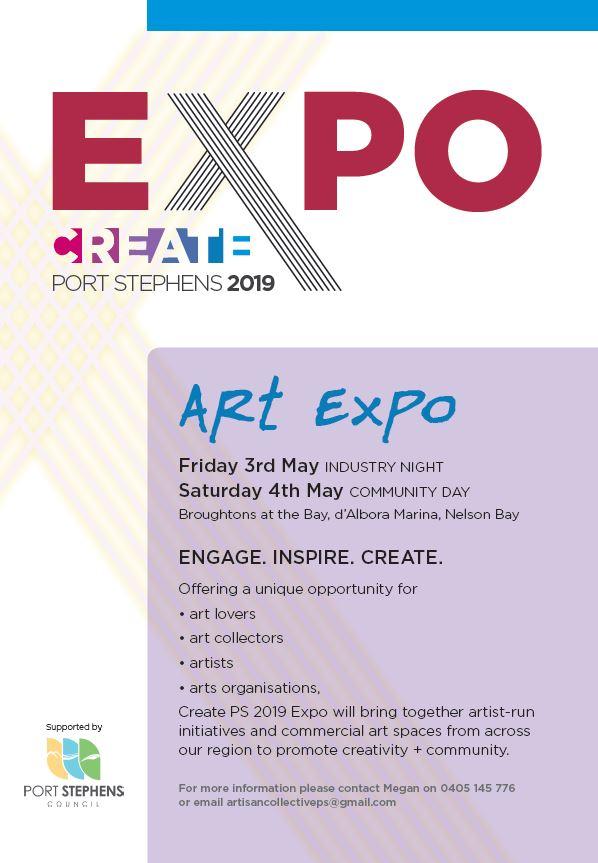 Artisan collective expo