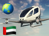 Drone taxi thumbnail