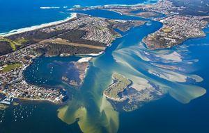 Swansea aerial