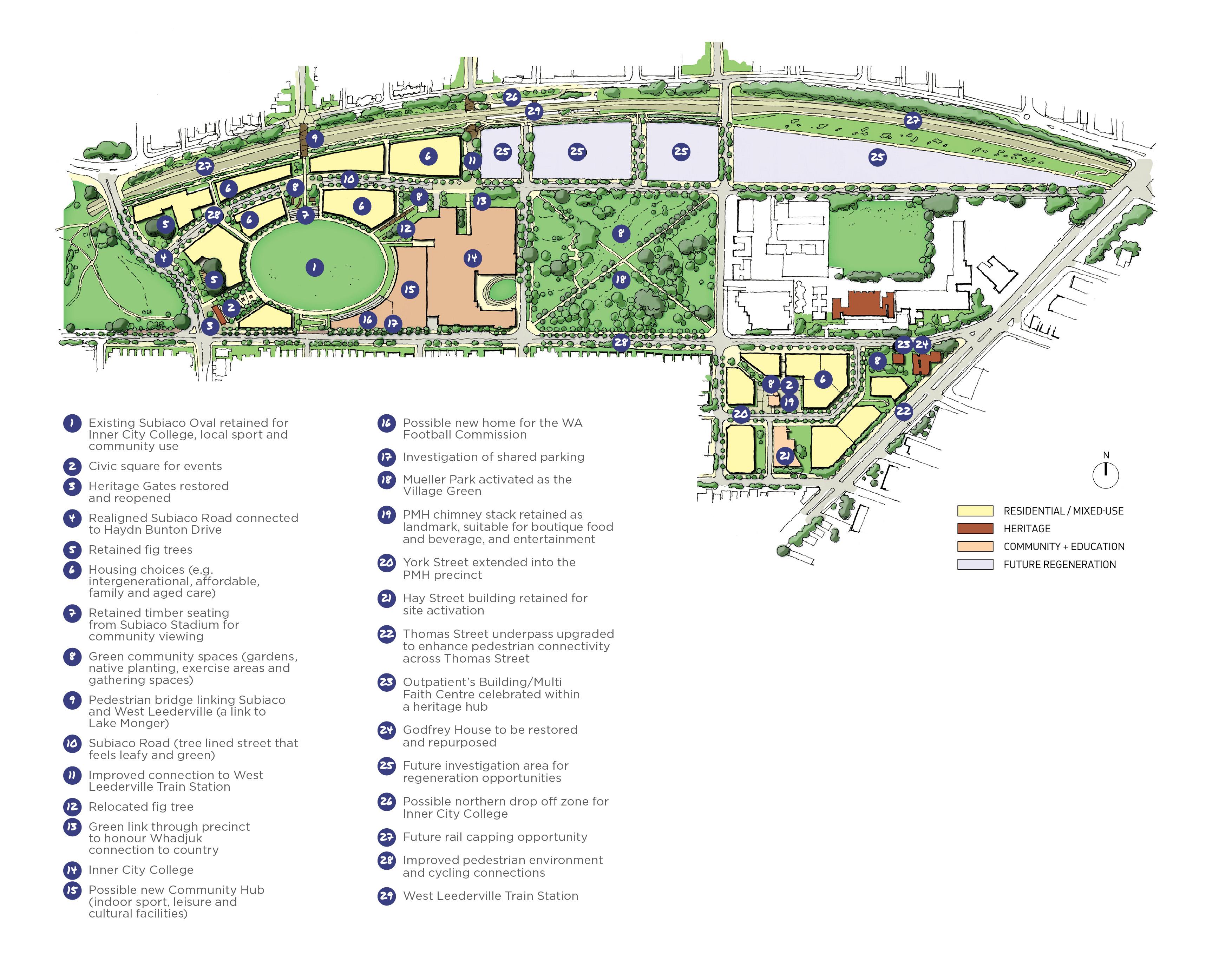 Subi East Concept Vision