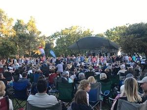 Lawler park concert