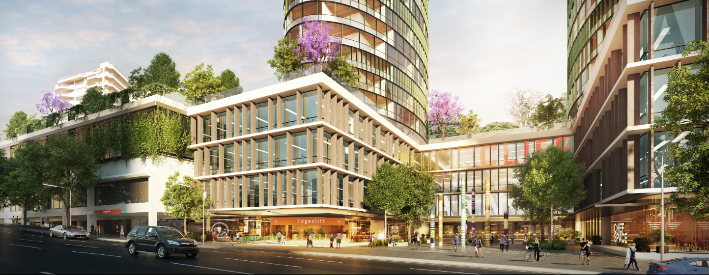 Draft Edgecliff Commercial Centre Planning and Urban Design Strategy
