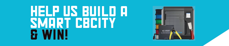 Help us build a Smart CBCity & win!