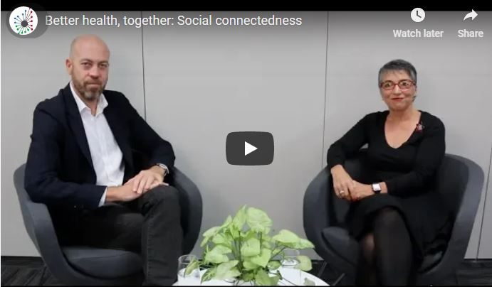 Bht social connectedness