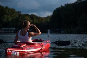 Canoeing female