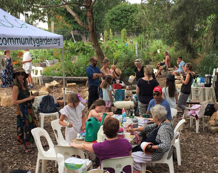 Rose Bay Community Garden: Renewal of User Agreement