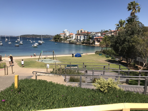 Little manly reserves landscape masterplan   have your say image   news item