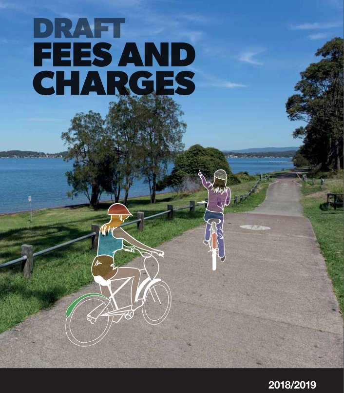 Draft Fees and Charges 2018-2019