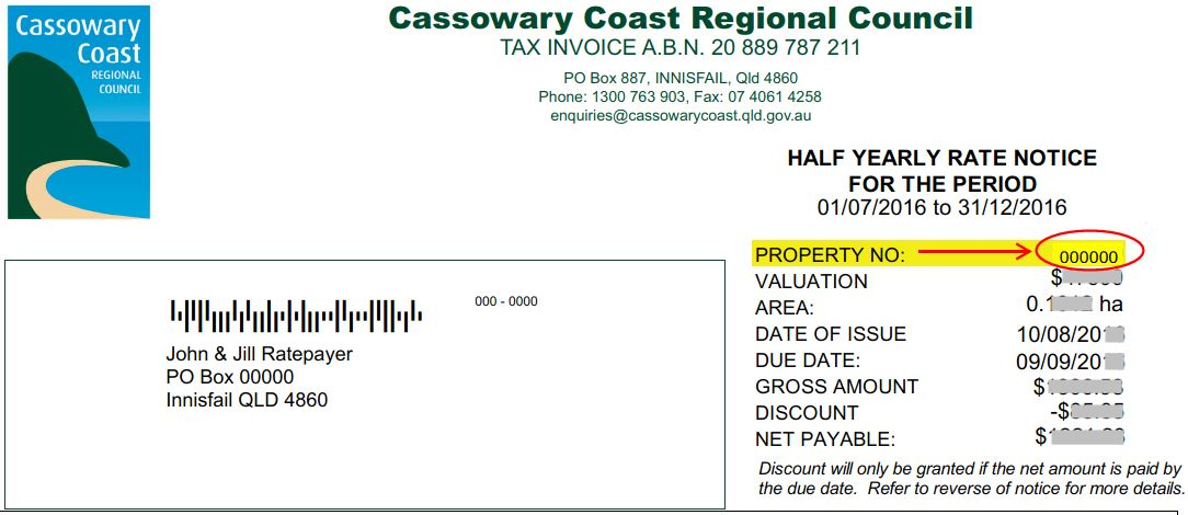 Australia Property What Are Rates Notices
